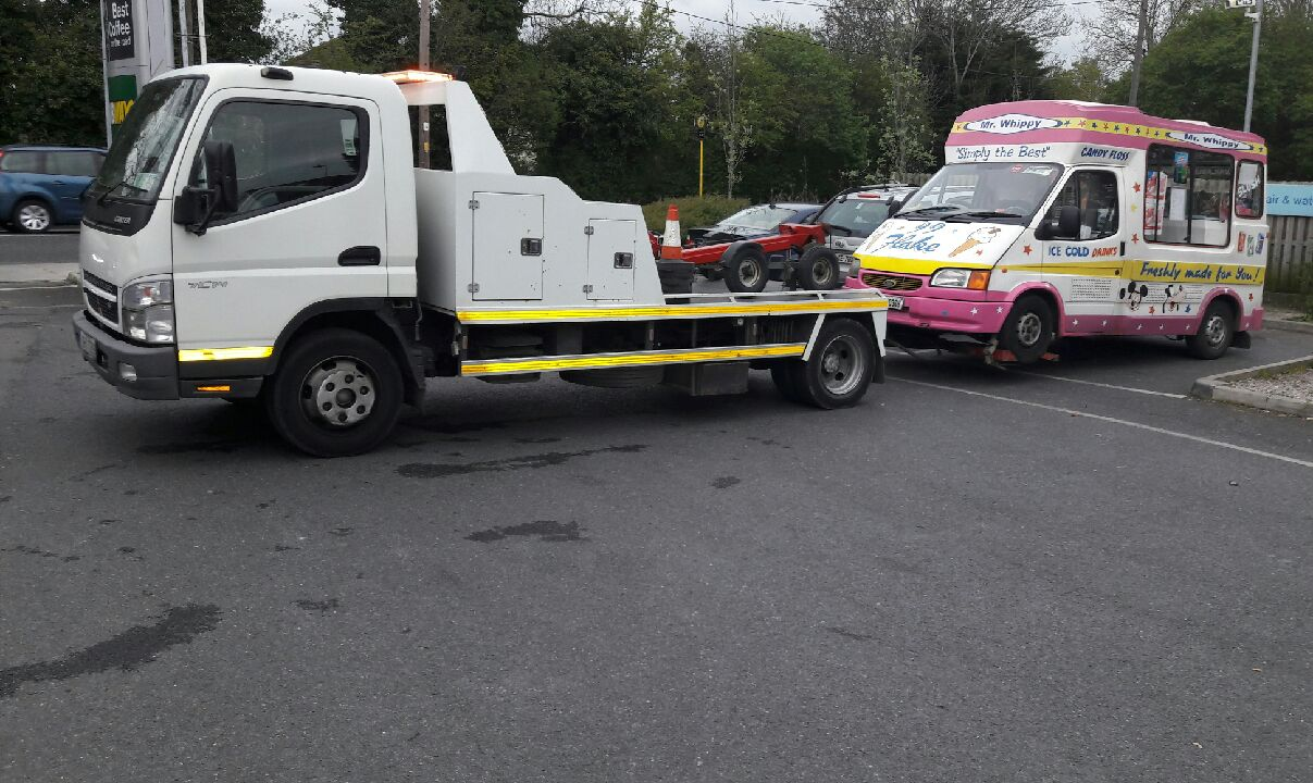 commercial breakdown tow
